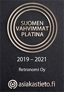 Suomen Vahvimmat - Retronomi Oy